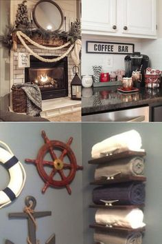 Add a touch of rustic cozy to the inside and outside of your home with these stunning DIY rustic Christmas decor ideas. 100+ STUNNING best ideas!
