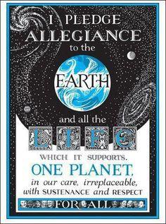 La tierra, nuestro bello hogar. Ayuda a un medio ambiente mejor