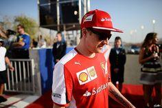 #Kimi #KimiRaikkonen #Raikkonen #iceman #scuderiaferrari #bahgp #redseason #BahrainGp #F1 (sunday; 04 19,2015) pic08
