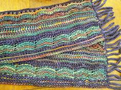 Ravelry: lisaviolinviola's tunisian crochet scarf