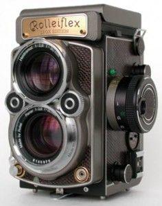 Rolleiflex 2.8GX '89- 91 Edition TLR medium-format camera. Classic legendary vintage. #imagescameras