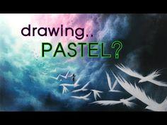 Pastel Clouds byzazac namoo -                                         How to Art