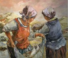 South African Art, Country Scenes, Flower Market, Art Flowers, Art Paintings, Harvest, November, Artists, Sculpture