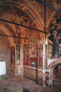 Santa Vittoria in Metenano, Chiesa della Resurrezione di Santa Vittoria