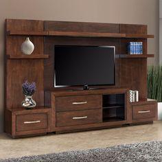 REZ Furniture Mandir Entertainment Center – Home Trends 2020 Tv Unit Interior Design, Tv Unit Furniture Design, Interior Modern, Tv Furniture, Furniture Dolly, Furniture Removal, Furniture Layout, Furniture Ideas, Modern Furniture
