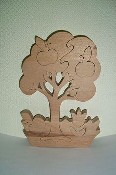Wooden puzzle Wooden toys Kids toy от FamilyWoodenToys на Etsy