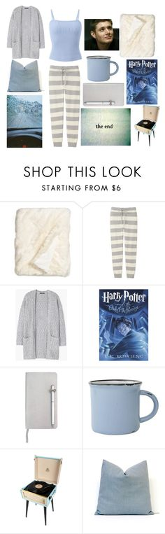 """Dean Winchester Imagine"" by the-annoying-fangirl ❤ liked on Polyvore featuring Nordstrom, Uniqlo, MANGO, ICE London, canvas, GPO and bedroom"