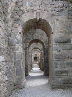 Hallways - Bozcaada, Turkey
