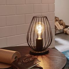 Newtown Bordlampe