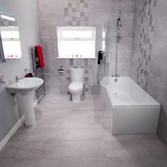 shape bath and showers on pinterest micro 1675 shower bath suite with eco shower rail kit