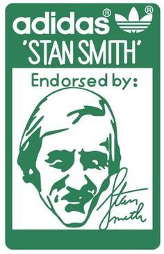 quality design 4f7b3 512f3 The Classic Adidas  Stan Smith  Logo