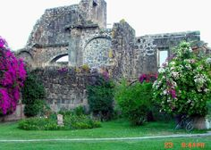 "The infamous ""ruins"" of Mascota, Jalisco (Mexico), a stone-construction church begun in the 19th century and simply never completed.  /NSC"