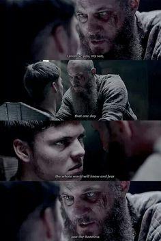 Ragnar and Ivar