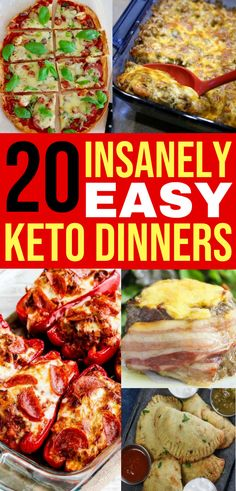 20 Easy Keto Dinner Recipes For Your Low Carb Diet Easy keto dinners! Healthy low carb dinner recipes for keto diet beginners! carb 90 Keto diet recipes for breakfast, lunch and dinnerLow Carb Big Mac Bites Healthy Low Carb Dinners, Low Carb Dinner Recipes, Low Carb Diet, Keto Dinner, Easy Meals, Healthy Eating, Clean Eating, Heathly Dinner Recipes, Sugar Free Recipes Dinner