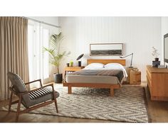 """Love the rug pattern with the fringes Room & Board - Bokila 8'x9'9"""" Rug"""