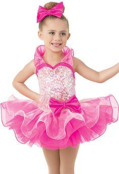 NWT DANCE Costume Dotted Ruffle Skirt Turquoise Latin Child//Ladies Sizes