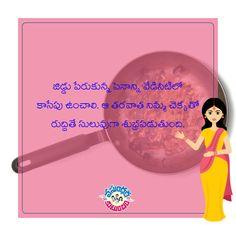 VK Tips - To Clean Burnt Pans and Utensils More tips: www.vasundhara.net #VKTips #CleaningTips