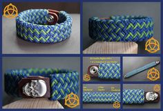 A beautiful transition bracelet by Phil Scoltock.