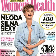 WOMAN`S HEALTH - listopad 2016