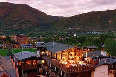 Mountain Chalet Aspen  #aspen #hotel #lodge #affordable #family