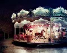Imagine a Merry-go-round in the night. YES..