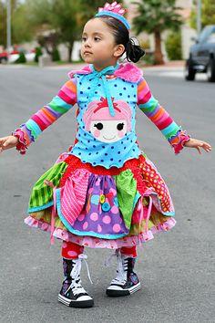 Little girls fashion - Bellabebeco