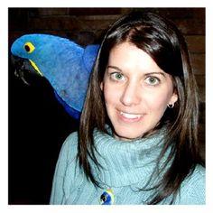 Caroline Efstathion    Scheduled Speaker - For more information please visit www.midwestbirdexpo.com