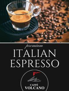 Caffe Volcano Italian Espresso, Volcano, Tableware, Food, Dinnerware, Tablewares, Essen, Meals, Volcanoes