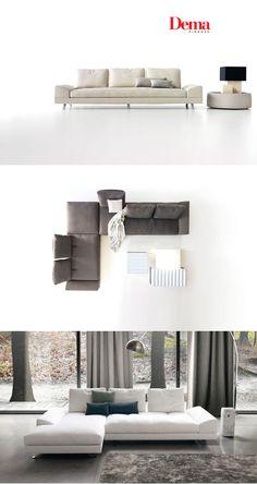 38 fantastiche immagini su Divani componibili // Modular sofa ...