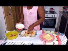 Lasanha feita com biscoito água e sal - YouTube