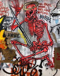 Photo Wall Collage, Collage Art, Art Journal Inspiration, Art Inspo, Street Art Graffiti, Graffiti Writing, Dope Art, Aesthetic Art, Cartoon Art