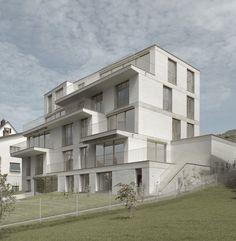 Mathis Kamplade Architekten Wohnhaus in Feldmeilen