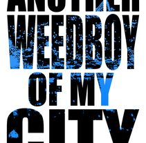 Logo #5 : Another Weedboy Of My City