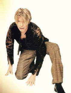 David Bowie, photo Frank Ockenfels, 2003
