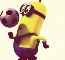 #minions #soccer
