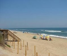 #elanavacations and #dreamouterbanksvacation  Duck Beach, Outer Banks,  North Carolina