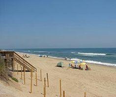 #elanavacations and #dreamouterbanksvacation  Duck Beach, Outer Banks,  North Carolina