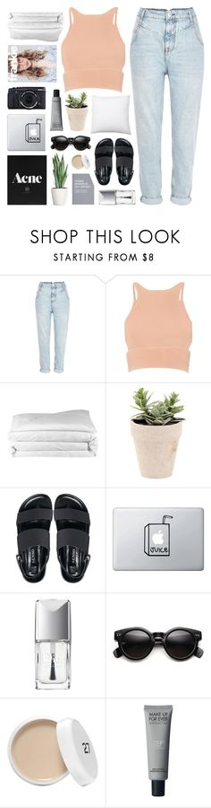 """FLORENCE"" by feels-like-snow-in-september ❤ liked on Polyvore featuring River Island, Jonathan Simkhai, Frette, Senso, Fujifilm, Christian Dior and philosoqhytags"