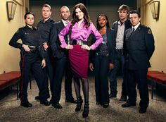 King - Canadian Drama, was cancelled after 2 seasons but I liked it a lot.