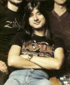 Steve Perry - classic photo or what?!