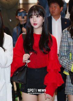Extended Play, Kpop Outfits, Fashion Outfits, Jung Eun Bi, G Friend, Cute Bunny, Girl Crushes, Korean Singer, Kpop Girls
