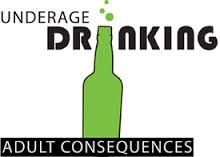Underage drinking can result in the police being called