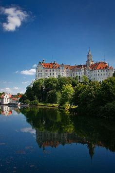 Castle Sigmaringen, Germany