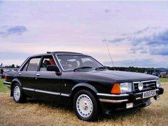 1984 Ford Granada 2.8i V6 Ghia X