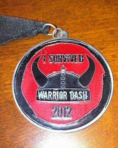 Warrior Dash 5K