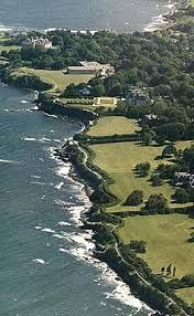 newport cliff walk - Google Search