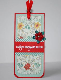Bookmark from Cindy Lovell