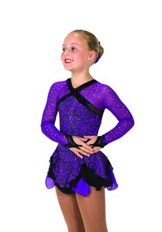 New Jerrys Competition Skating Dress 52 Cavalcade Violet Made on Order Hot Figure Skaters, Figure Skating Store, Figure Skating Outfits, Figure Skating Dresses, Cinderella Dresses, Diy Dress, Dress Ideas, Dance Outfits, Purple Dress