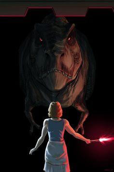 Sketchmasterskillz - Jurassic World Claire Dearing Jurassic Park Poster, Jurassic Park Series, Jurassic Park World, Michael Crichton, Jurrassic Park, Park Art, Science Fiction, Timberwolf, Jurassic World Dinosaurs