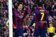 Erst die lange Sperre, dann eine Torflaute in der Liga: Für Luis Suárez war der Start beim FC Barcelona nicht leicht. Nun traf der Stürmer zum ersten Mal in der Primera División. Top-Star Lionel Messi war beim Sieg gegen den FC Córdoba noch erfolgreicher.